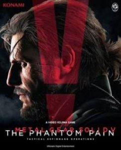 Metal Gear Solid 5 The Phantom